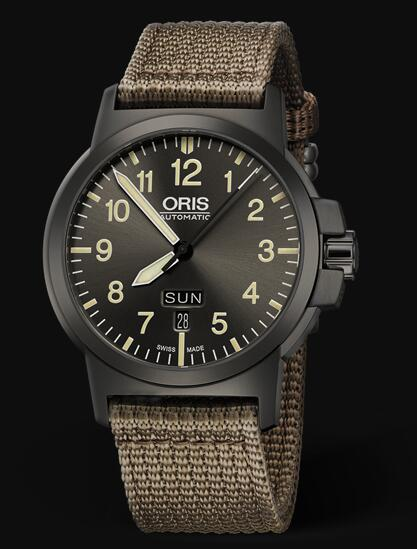 Oris Bc3 Advanced Day Date 42mm Replica Watch 01 735 7641 4263-07 5 22 22G